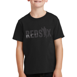 REDSIX KIDS T-Shirt Tactical Black