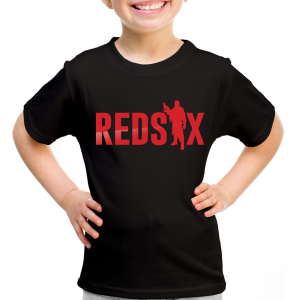 REDSIX KIDS T-Shirt Danger Red